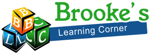 Brooke's Learning Corner Logo